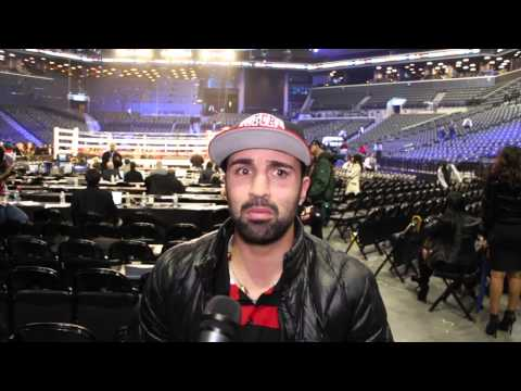 Paulie Malignaggi Blows up and goes off on Manny Pacquiao