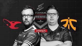 mousesports vs fnatic - ELEAGUE Premier 2018 - map3 - de_mirage [ceh9, CrystalMay]