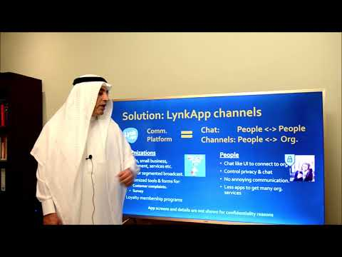 LynkApp Channels - Evolution of chat