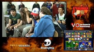 Was reminded today of one of the weirdest things to happen in a Melee tournament
