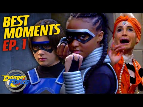Top 5 Danger Force Moments So Far 💥| Henry Danger