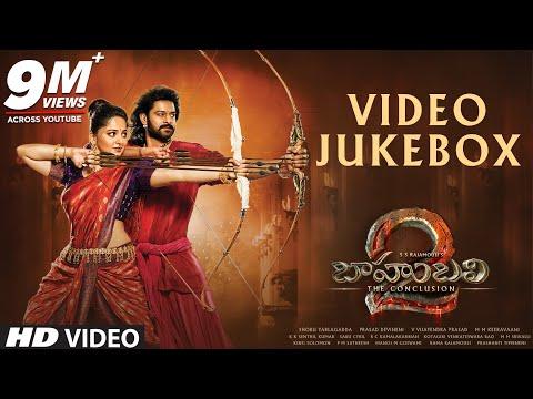 Baahubali The Conclusion Video Songs Jukebox | Prabhas, Rana, Anushka, SS Rajamouli | M M Keeravaani