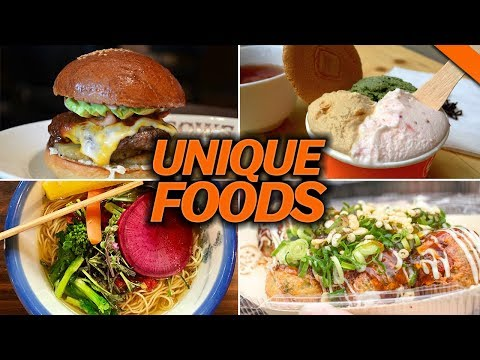EPIC TOKYO FOOD CRAWL // Fung Bros World Tour