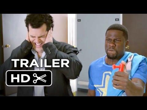 The Wedding Ringer TRAILER 3 (2015) - Josh Gad, Kevin Hart Movie HD