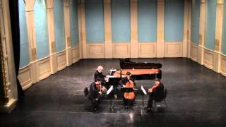 J.Brahms - Ungarian Dance n.5, Limes Ensemble - China Tour