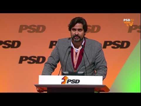 37º Congresso PSD - Intervenção de Filipe João Mouzinho