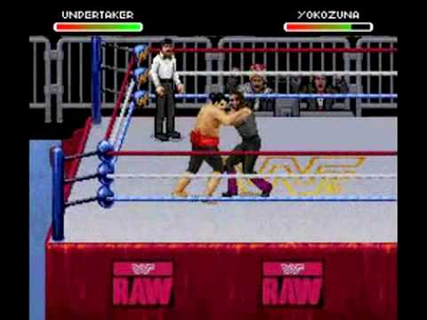 SNES Wrestling Games Part 1