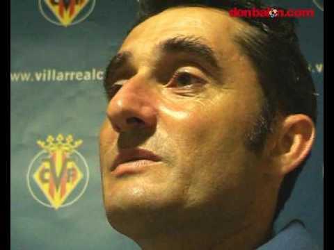 Regreso de Ernesto Valverde a la Liga Española