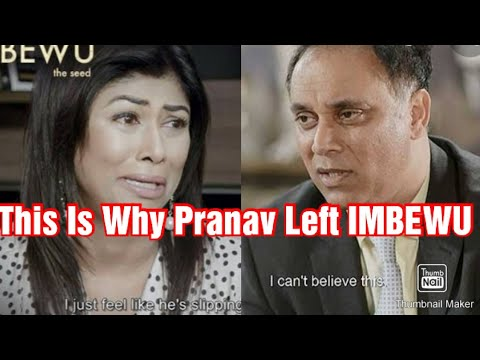 Imbewu Tonight || Real Reason Why Pranav Left IMBEWU the Seed