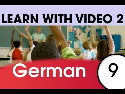 Learn German with Video – German Expressions and Words for the Classroom 2