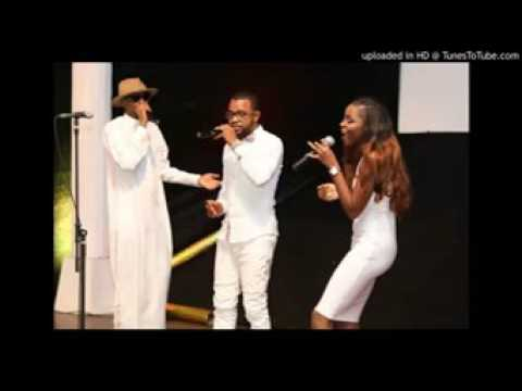 2face idibia ft  eve b and sani danja play your part national malaria song h264 2369