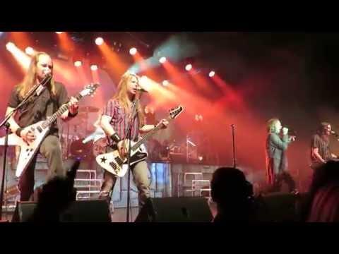 Edguy - Love Tyger Langen 11.10.2014 (видео)