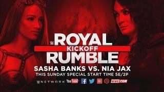 Nonton 720phd Wwe Royal Rumble Kickoff Show 2017 Nia Jax Vs Sasha Banks Film Subtitle Indonesia Streaming Movie Download