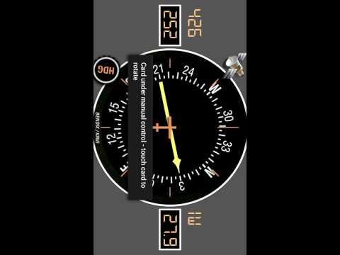 Video of Aircraft ADF