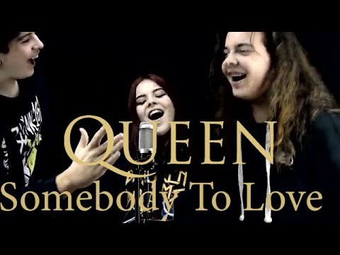 """Queen  """"Somebody To Love"""" Cover by Andrei Cerbu"""