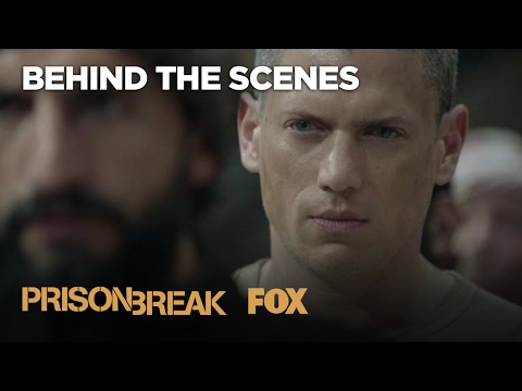Prison Break Season 5 (Behind the Scenes)