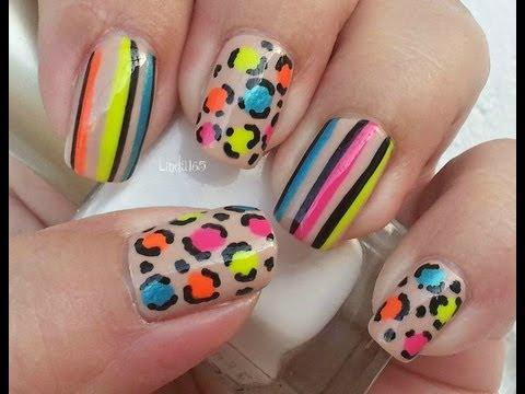 De uñas decoradas con esmalte de moda - Imagui