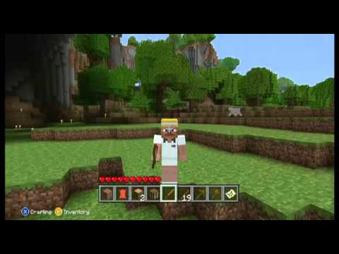 GRTV: Minecraft 360 Edition Review