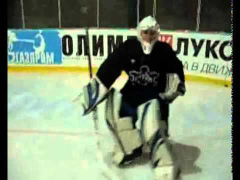 Russian Goalie Edge Control Drills (Восьмерки)