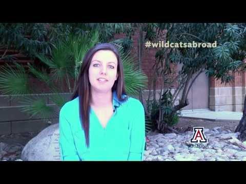 Hillary Vance - UA Study Abroad Coordinator