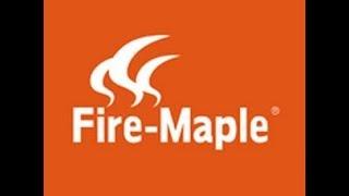 Газовая портативная горелка со шлангом Fire-Maple VOLCANO FMS-118