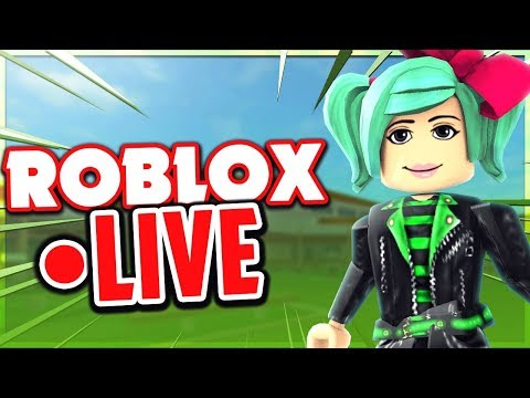Roblox Live! Dinner with SallyGreenGamer