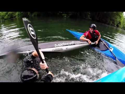 [Kayak] #17 Des Chandelles !