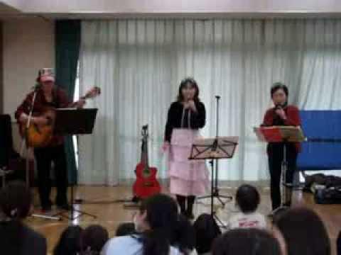 2014.2.13 さっちゃんと音もだち in 高井戸保育園 乳児クラス♪