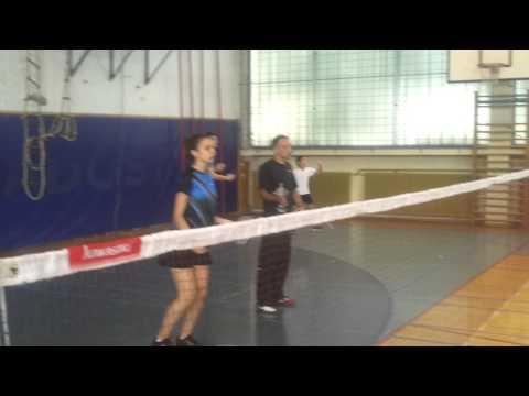 Badminton kamp u BL 3. dan