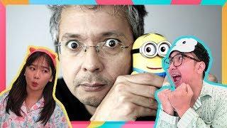 Video YANG BIKIN MINION ORANG INDONESIA !? Ohayo Podcast Indonesia MP3, 3GP, MP4, WEBM, AVI, FLV Februari 2018