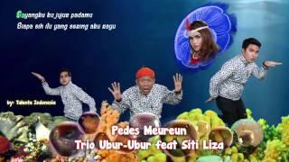 Video (Video Lirik) Trio Ubur-Ubur feat Siti Liza - Pedes Meureun MP3, 3GP, MP4, WEBM, AVI, FLV November 2017