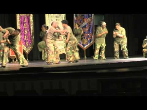 Break Every Chain – NC Production 2013