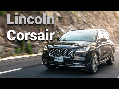 Lincoln Corsair