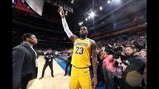 LeBron James Passes Kobe Bryant For Number 3 on All-Time Scoring List | January 25, 2020 by Bleacher Report