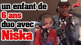 Video Niska fait un duo avec un enfant de 6 ans ! - Guillaume Radio sur NRJ MP3, 3GP, MP4, WEBM, AVI, FLV November 2017