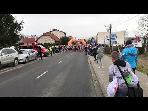 Wideo1: Start II Biegu Powstańczego w Wijewie