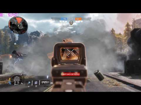 Titanfall 2 - Multiplayer (Asus Rog GL702VM 1060 GTX) Temperatures - Episode 3: Ain't No Spiderman