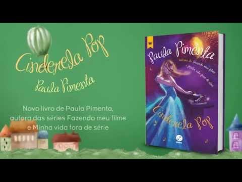 Cinderela Pop, de Paula Pimenta