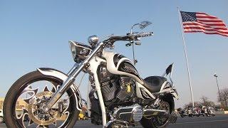 8. 2009 VICTORY MOTORCYCLES CORY NESS JACKPOT