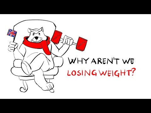 We Are Exercising More Each Year. Why Aren't We Losing Weight?
