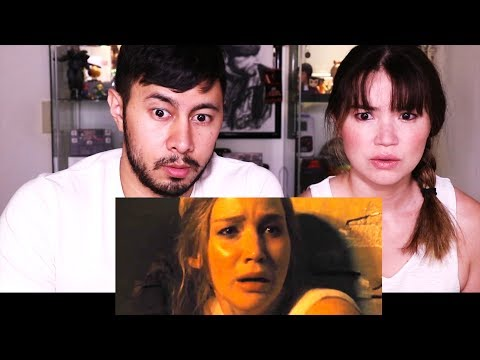 Mother! | Jennifer Lawrence | Javier Bardem | Darren Aronofsky | Trailer #2 | Reaction!