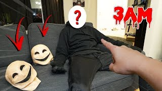 Video WE FINALLY UNMASKED SMILEY MONSTER FOR REAL AT 3 AM!! (YOU WON'T BELIEVE THIS) MP3, 3GP, MP4, WEBM, AVI, FLV Mei 2019