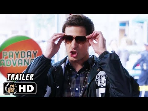 BROOKLYN NINE-NINE Season 6 Official First Look Trailer (HD) Andy Samberg Series