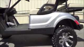3. New Golf Carts - 2013 Yamaha Drive Gas Fuel Injected Golf Car