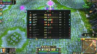 (HD144) 100%Comestible N°1 -League Of Legends Replay [FR]
