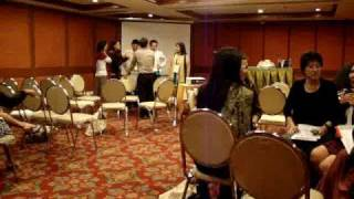 Process Drama Workshop Conducted By Sudharani Subramanian At Thai Tesol 2011