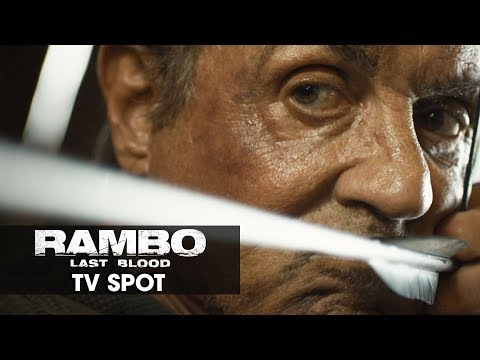 """Rambo 5 - Official TV Spot """"DEFEND""""?>"""