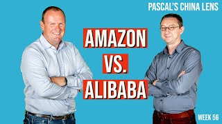 Business talk - Amazon and Alibaba, Apple and XiaoMi