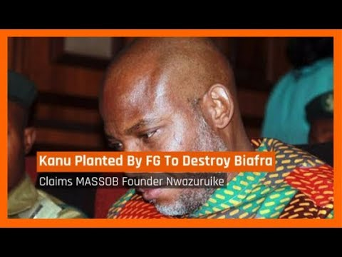 Nigeria News Today: Nnamdi Kanu Planted By Government To Destroy Biafra (04/09/2017)