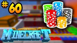 How to Minecraft: POKER IN MINECRAFT! (60) - w/ The Pack, PeteZahHutt&Nooch!